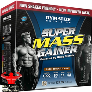 Dymatize Super Mass Gainer İnceleme