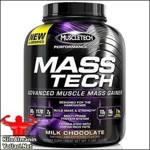Muscletech Mass Tech İnceleme